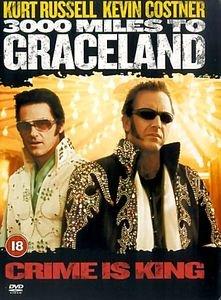 Три тысячи миль до Грейсленда (3000 миль до Грейсленда)  на DVD