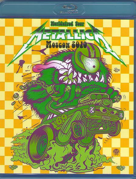 Metallica Live in Moscow 2019 (Blu-ray)* на Blu-ray