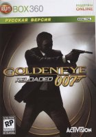 007 James Bond Golden Eye Reloaded (Xbox 360)