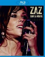 Zaz Sur la route (Blu-ray)*