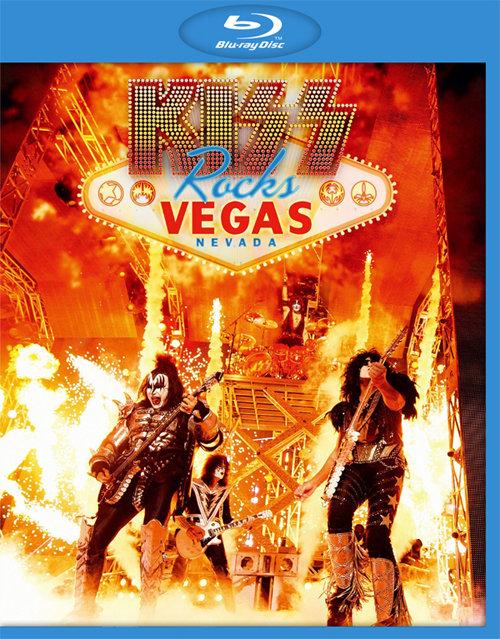 KISS Rocks Vegas (Blu-ray)*