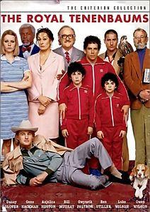 Семейка Тененбаумов   на DVD