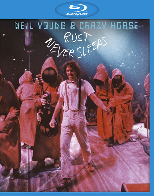 Neil Young and Crazy Horse Rust Never Sleeps 1978 (Blu-ray)* на Blu-ray
