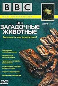 BBC Эти загадочные животные (Удивительные способы размножения / Своеобразные способы добывания пищи / Необычные пристрастия / Причудливые способы движ на DVD