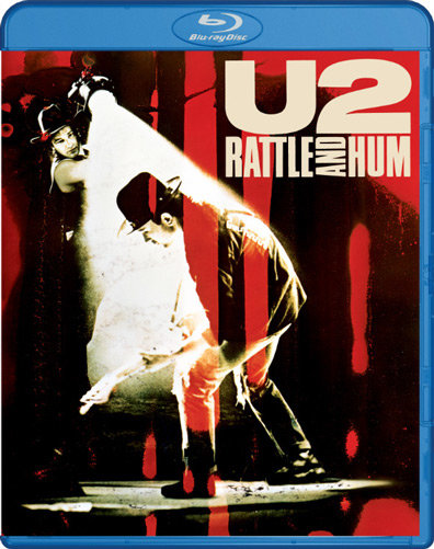 U2 Rattle and hum (Blu-ray)* на Blu-ray
