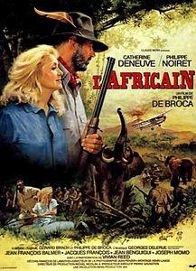 Африканец на DVD