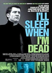 Я усну, когда я умру на DVD