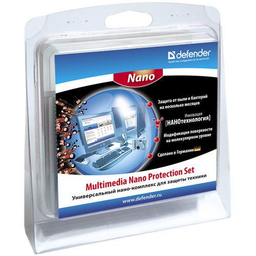 Набор чистящих ср. Nano Protection Set Defender 30900