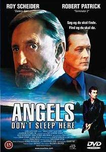Ангелы здесь не живут на DVD