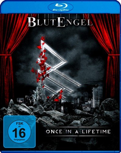Blutengel Once in a Life Time (Blu-ray)* на Blu-ray