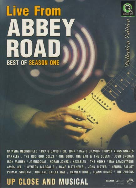 LIVE FROM ABBEY ROAD (2DVD) на DVD