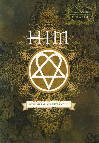 HIM Love Metal на DVD