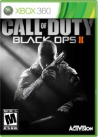 Call of Duty Black Ops II (Call of Duty Black Ops 2) (Xbox 360)