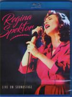 Regina Spektor Live on soundstage (Blu-ray)