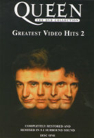Queen Greatest Video Hits 2 (2 DVD)