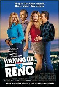 Проснуться в Рено  на DVD