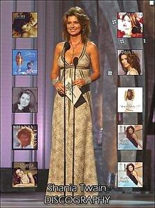Shania Twain - The Platinum Collection (2001) на DVD