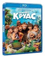 Семейка Крудс (Blu-ray)*