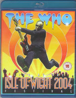 The Who Live At The Isle Of Wight 2004 Festival (Blu-ray)*