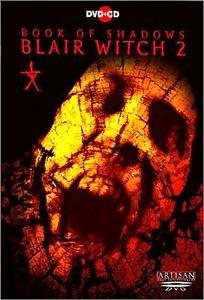 Ведьма из Блэр 2: Книга теней на DVD