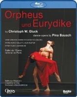 Gluck Orpheus und Eurydike Paris Opera (Blu-ray)
