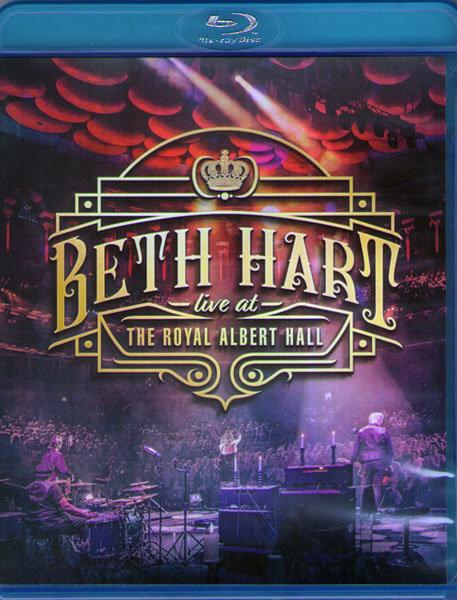 Beth Hart live at the royal albert hall (Blu-ray)* на Blu-ray