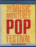The monterey POP music festival (Blu-ray)
