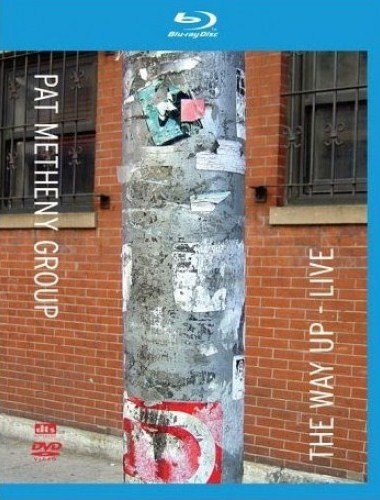 Pat Metheny Group The way up Live (Blu-ray)* на Blu-ray