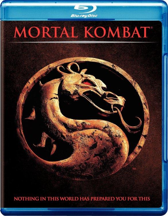 Смертельная битва 1,2 (2 Blu-ray)* на Blu-ray