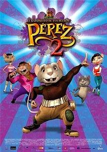 Приключения мышонка Переса 2 на DVD