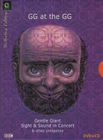 Gentle Giant - GG at the GG - Sight & Sound in Concert (CD+DVD)
