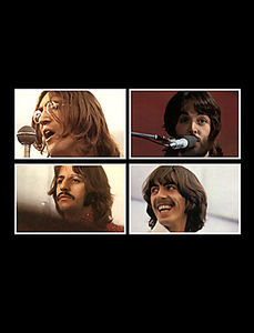 Beatles - Let it Be на DVD