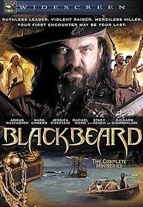Пираты семи морей: черная борода на DVD