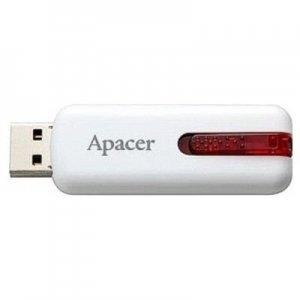 Флеш-карта Flash Drive 4 GB Apacer AH326 White