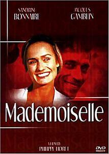 Мадемуазель  на DVD