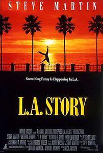 Лос-Анджелесская история  на DVD