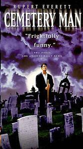 Влюбленный гробовщик  на DVD
