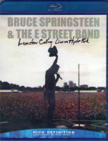 Bruce Springsteen and The E Street Band London Calling Live In Hyde Park (Blu-ray)