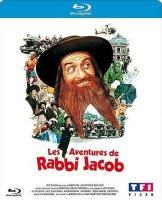 Приключения Раввина Якова (Blu-ray)