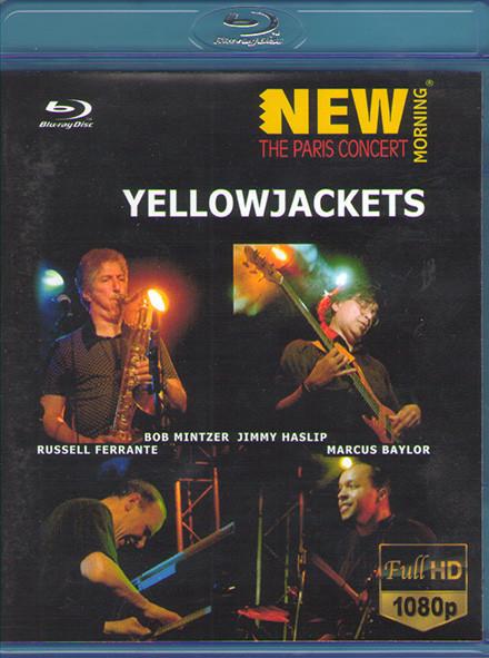 Yellowjackets The Paris Concert (Blu-ray)* на Blu-ray