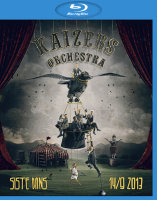Kaizers Orchestra Siste Dans (2 Blu-ray)