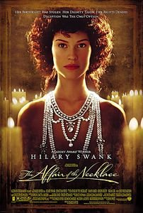 История с ожерельем на DVD