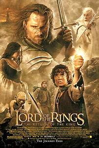 НГО: Властелин колец: возвращение короля на DVD