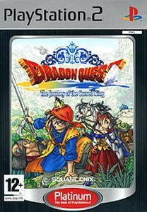 Dragon Quest: The Journey of the Cursed King. Platinum (PS2)