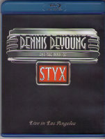 Dennis DeYoung and the Music of Styx Live in Los Angeles (Blu-ray)