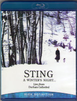 Sting A Winters Night Live From Durham Cathedral (Blu-ray)