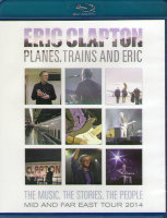 Eric Clapton Planes Trains and Eric (Blu-ray)*