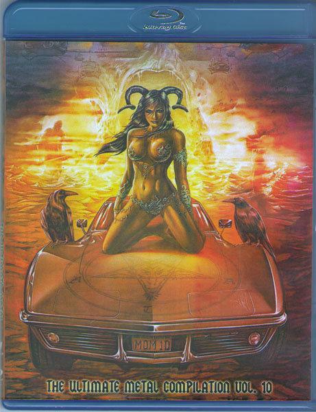 Monsters of Metal Vol 10 (Blu-ray)*