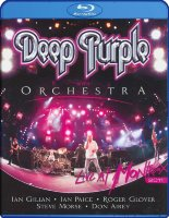 Deep Purple and Orchestra Live At Montreux (Blu-ray)*