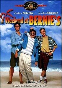 Уикенд у Берни/ Уикенд у Берни 2 на DVD